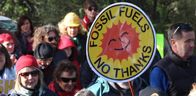 ACF divests $90 million from fossil fuels