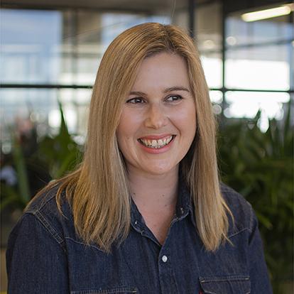 Profile of Nicole Richards