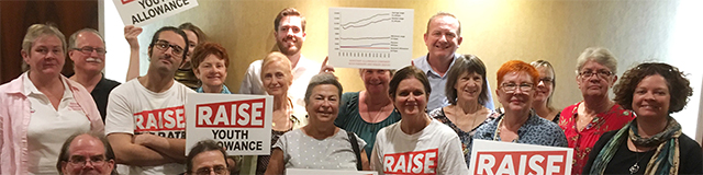 Raise the Rate ACOSS Town Hall meeting