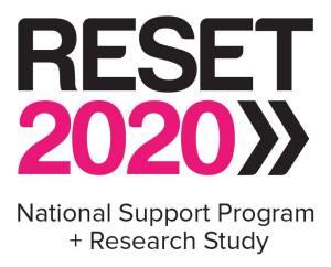 Profile of RESET 2020