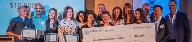 IMPACT100 Sydney North 2020 Virtual Grants Celebration