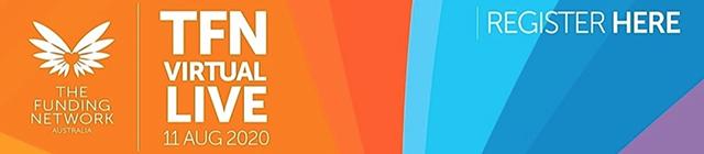 TFN Virtual Live: 11 Aug 2020