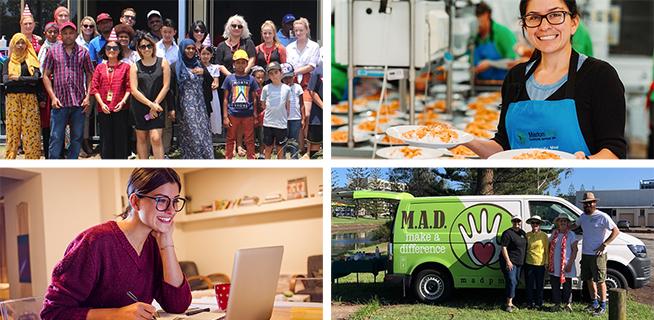 National Crisis Response Fund: 15 new grants