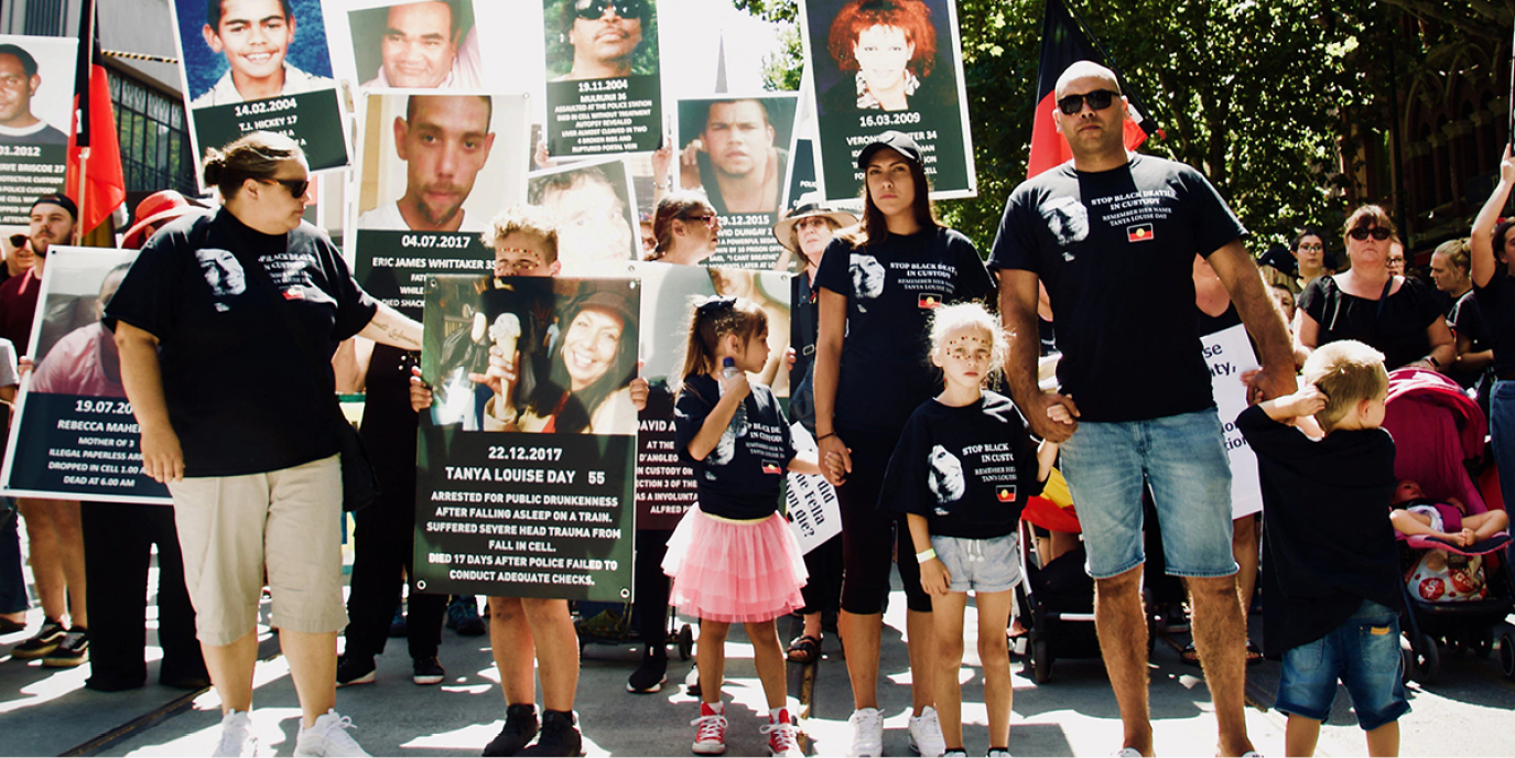 No justice without accountability: Apryl Watson and the fight to end Black deaths in custody