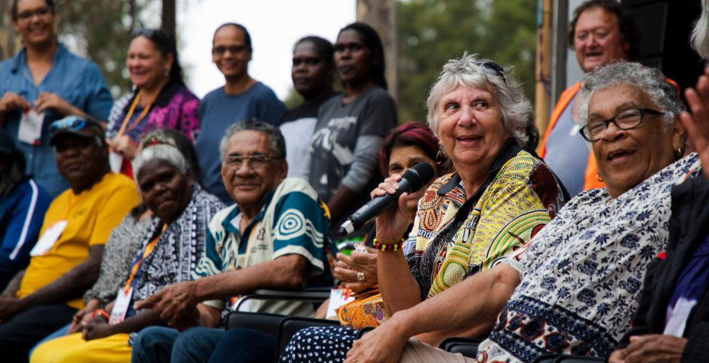 The evolution of ChangeFest in partnership with First Nations Australians