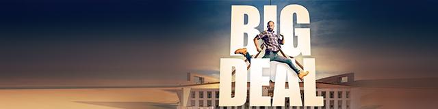 Big Deal documentary screening + online Q&A